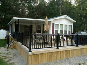 Cottage mobile home