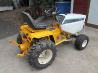 Cub Cadet 982 Hyd, 3 pt hitch, Rear PTO, New tires, Front Hyd.
