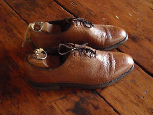 Mint Dacks Quality Buffalo Leather Dress Shoes S10.5 - $79 West Island Greater Montréal image 1
