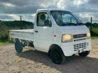 SUZUKI CARRY TRUCK 660CC 5 SPEED MANUAL PICKUP * ONLY 14000 MILES * TOP GRADE