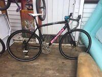 Bianchi camaleonte road/cx bike 53cm seat tube 55cm top tube