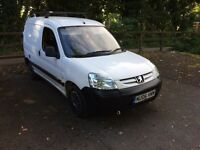 Peugeot partner van,long mot,similar to Berlingo,combo,transit connect.