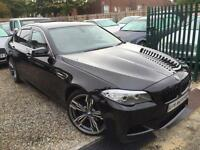 ✿11-Reg BMW 5 SERIES 2.0 520d SE 4dr, Black,✿M5 REPLICA✿