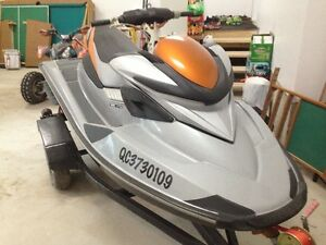 Bombardier Seadoo RXP-X 255 supercharged avec trailer