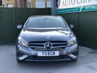 2014 Mercedes-Benz A Class 1.6 A180 Sport 5dr