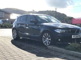 BMW 130i p/x considered