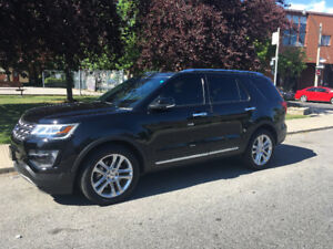 2016 Ford Explorer Limited SUV, Crossover