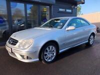2005 55 Mercedes-Benz CLK220 2.2TD CDI auto Elegance **Full Service History**