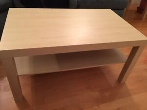 Matching IKEA Coffee Table Set