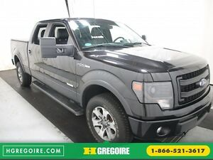 2014 Ford F150 FX4 4WD AUTO A/C CUIR TOIT MAGS
