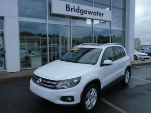 2014 Volkswagen TIGUAN Comfortline - SPORT PACKAGE WITH LED HEAD