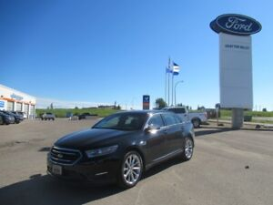 2016 Ford Taurus LIMITED AWD    -CERTIFIED PRE- OWNED