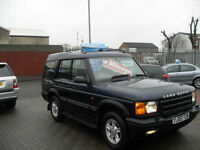 Land Rover Discovery 2.5Td5 ( 5 st ) 2002 Td5 GS (5 seat)