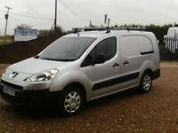 Peugeot Partner 1.6HDi ( 90 ) L2 750 SE 3SEATER 2011 REG