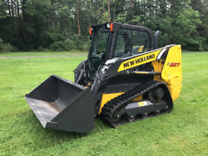 New Holland Track Loader For Rent $225/Day, $700/WK, $1700/MTH