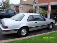 1988 Ford Thunderbird Sport Coupe