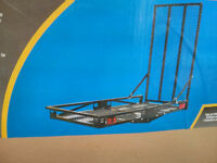 STEEL HITCH MOUNT CARGO CARRIER