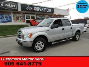 2011 Ford F-150 XLT  5.0L CREW CAB 4X4 POWER GROUP