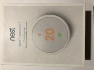 Nest Smart Thermostat E