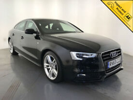 2013 AUDI A5 S LINE TDI DIESEL AUTOMATIC 1 OWNER AUDI SERVICE HISTORY