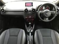 2013 63 AUDI A1 1.4 TFSI S LINE 3D AUTO 122 BHP