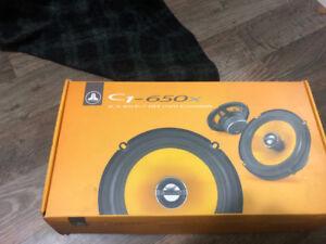 JL audio c1 speakers  6.5