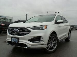 2019 Ford Edge *DEMO* TITANIUM 2.0L I4 ECO 301A