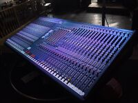 DDA CS8 mixing console (Midas)