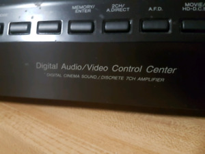 Sony 7.1 Channel 3D Home Theatre Receiver