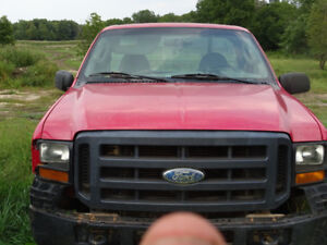 2006 Ford F-250 Pickup Truck FOR PARTS