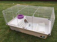 Guinea pig/ rabbit cage Ferplast 80 new unused