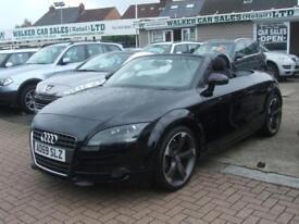 Audi TT Manual Petrol 1.8 TT TFSI CONVERTIBLE Black 2010 7 PETROL MANUAL 2010/59