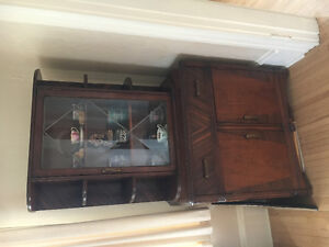 Petit 1940's Dining Hutch