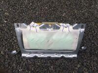 Ford Focus passenger dash board airbag