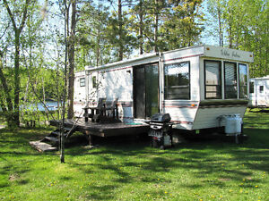 Lakeview Rental Trailer in Port Loring