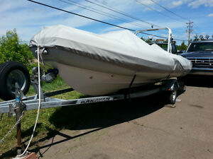 Too big of a boat for river at cottage  '' REDUCED '' 15,000