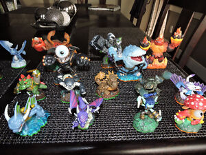 Wii Skylanders, Games and Portal For Sale
