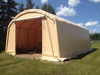 24' x 35' Covertech Heavy Duty Cover-All Building