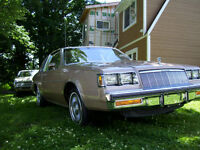 BUICK REGAL 1985