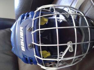 Jr. Hockey helmet