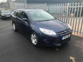 2012 Ford Focus 1.6TDCi Estate Diesel FSH MOT Apr 19 £20 Tax**Finance Available*