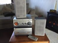 Sony stereo system. Separates