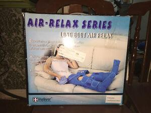 long boot air relax