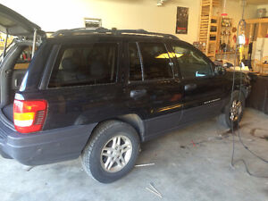 2003 Jeep Grand Cherokee laredo SUV, Crossover