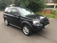 Land Rover Freelander 2.0Td4 2006MY Freestyle. 7 STAMPS SERVICE, MOT, 08/2017
