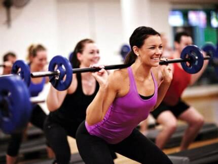 6 months Goodlife Gym Membership Helensvale/Nerang/Robina Biggera Waters Gold Coast City Preview