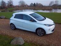 2013 / 63 Renault Zoe E ( 88bhp ) Auto 2013MY Dynamique Intens
