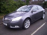 2009 (59 reg), Hatchback Vauxhall Insignia 2.0 CDTi ecoFLEX 16v Exclusiv 5dr