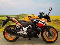 Honda CBR250RA **Combined ABS, Datatag Protection, Tank Pad**
