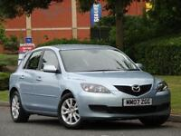 AUTOMATIC Mazda 3 2007 1.6 TS..1 LADY OWNER + 5 SERVICE STAMPS